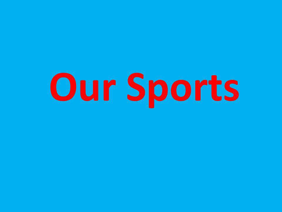 Our Sports