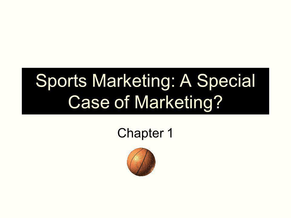 Team Sports Marketing22 Exchange: Economic vs.
