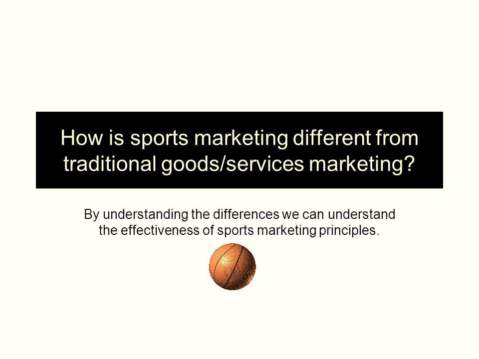 Team Sports Marketing4 Fans vs.Customers Customer: One that buys goods or services.