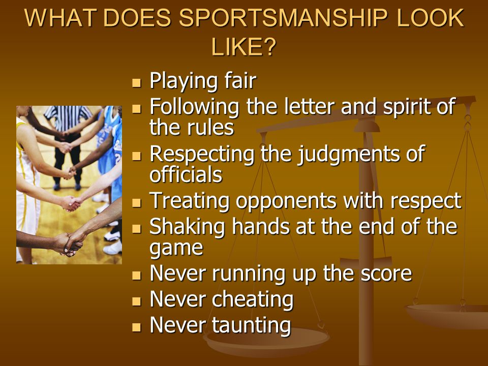 GAMESMANSHIP What is difference between this and unsportsmanlike conduct.