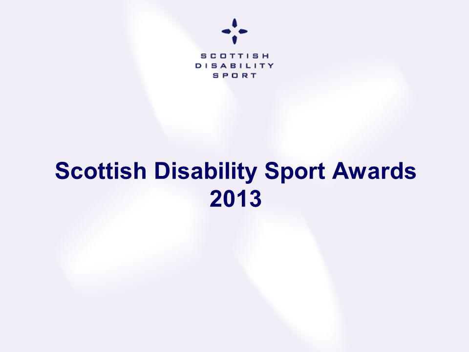 SDS Minimum Operating Requirements SDS Management Board Considers the following Branch has fully met the SDS MOR Dumfries & Galloway Disability Sport