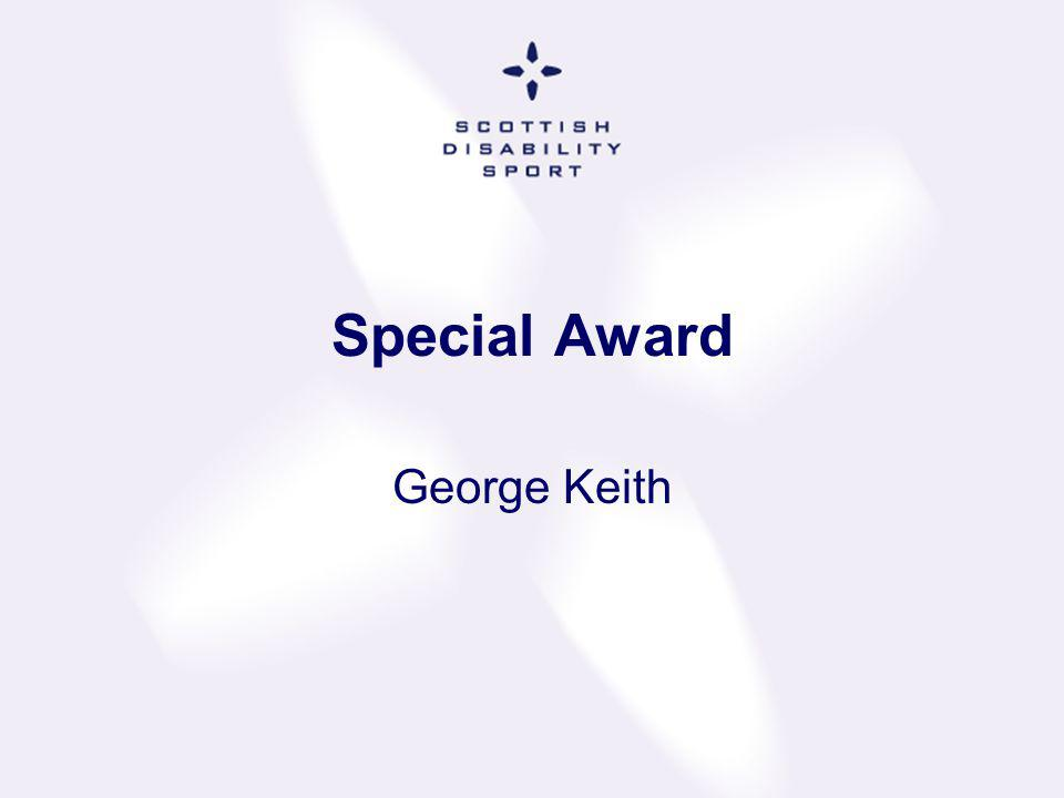 Special Award George Keith