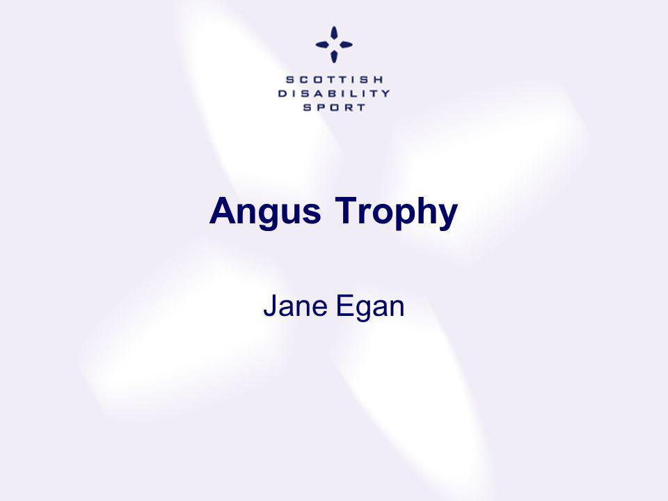 Angus Trophy Jane Egan