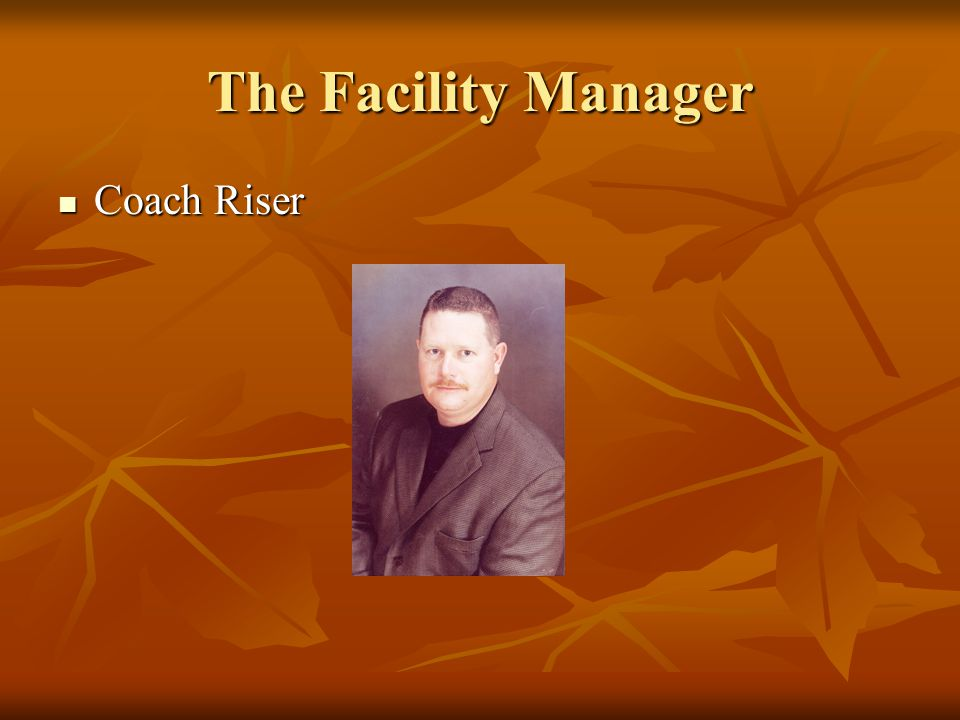The Facility Manager Coach Riser Coach Riser
