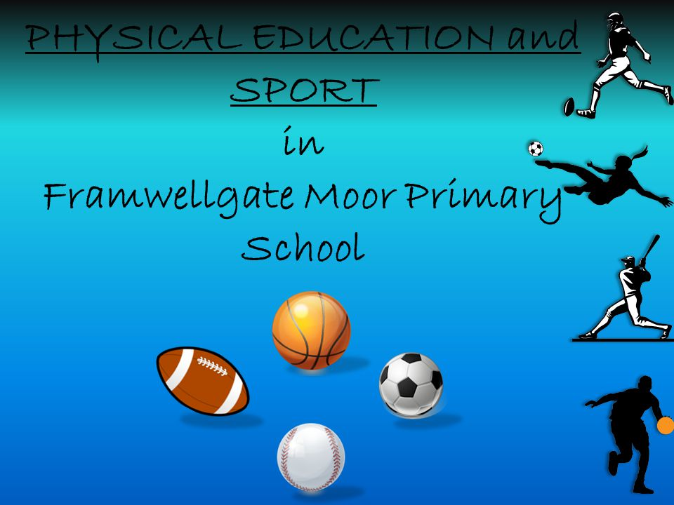 PHYSICAL EDUCATION and SPORT in Framwellgate Moor Primary School