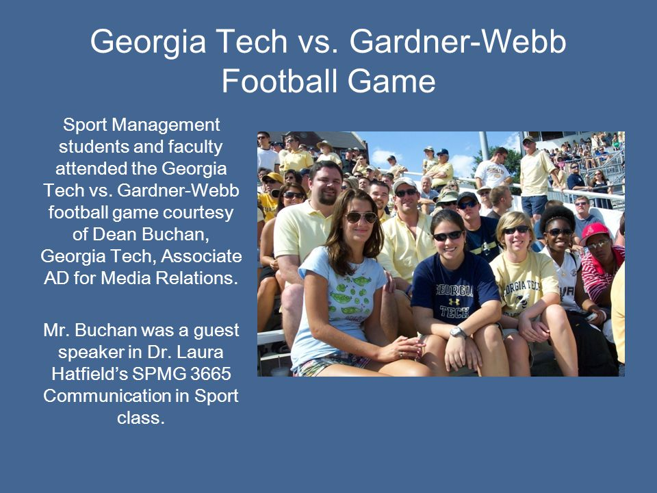 Georgia Tech vs.