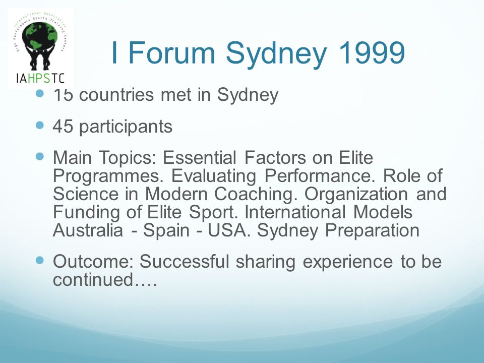 Working Group Meetings Paris, February 2005 Athens, September 2004 París, January 2002 London, July 2002 Barcelona, September 2001