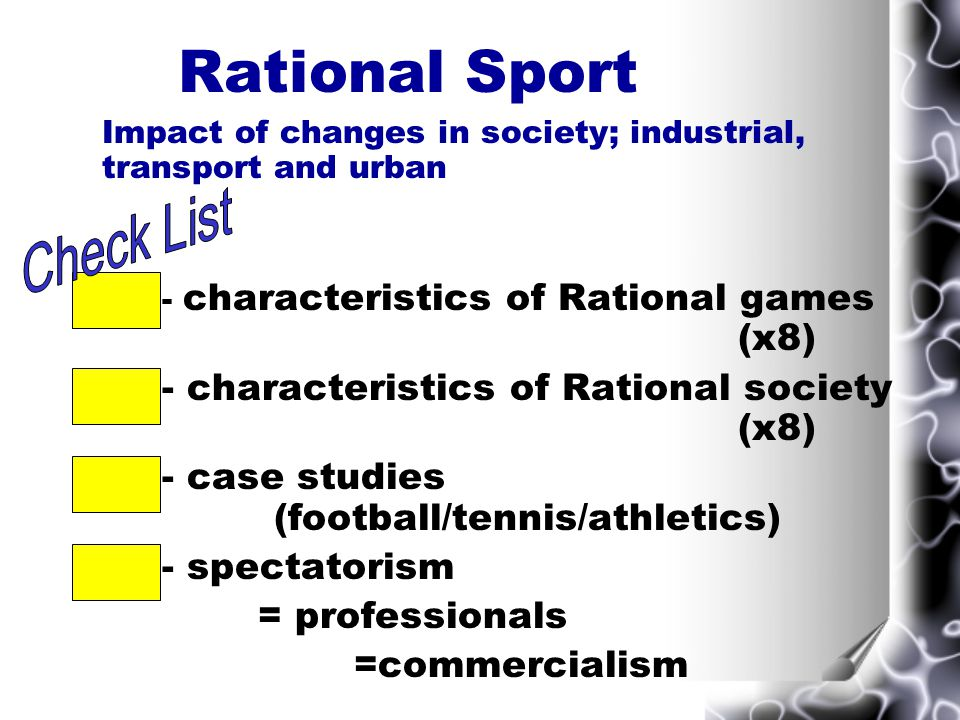 Phases of Development of Sport in Public Schools ïAthleticism - the Cult ïRegular Inter - school fixtures ïOxbridge as the melting pot ïSpread of Middle Class Schools ïExcellent facilities ïValues of Athleticism ïImpact on Society Phase 3 - The Cult & Philistine Copies - 1860 +