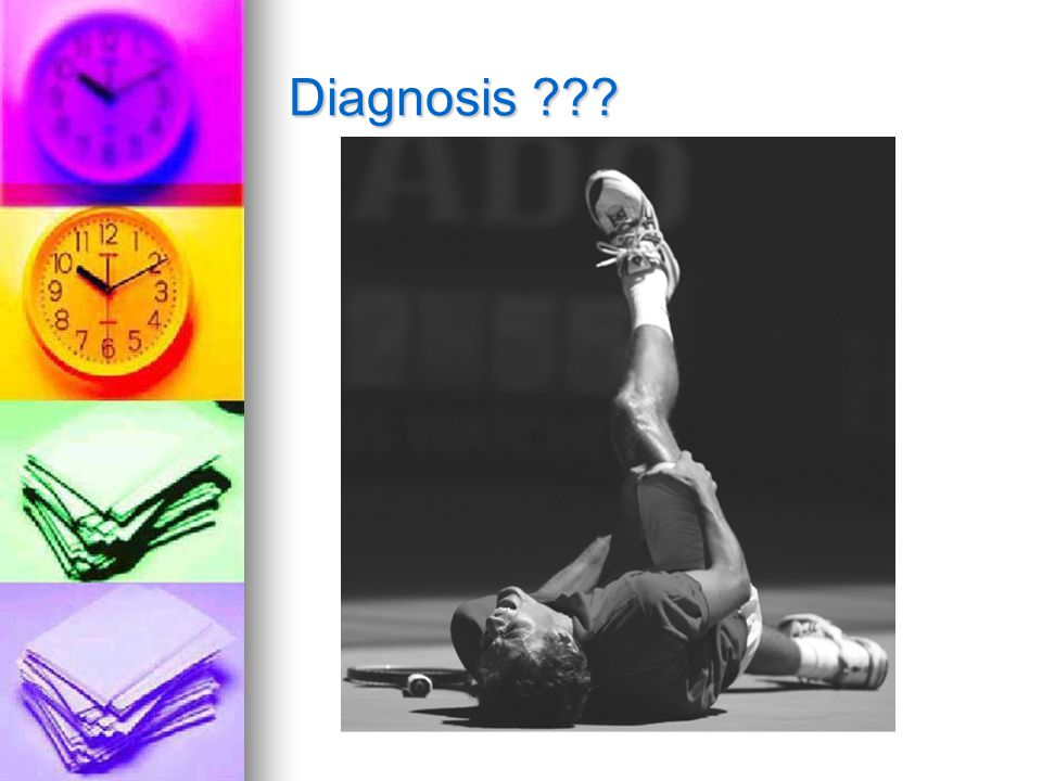 Diagnosis ???