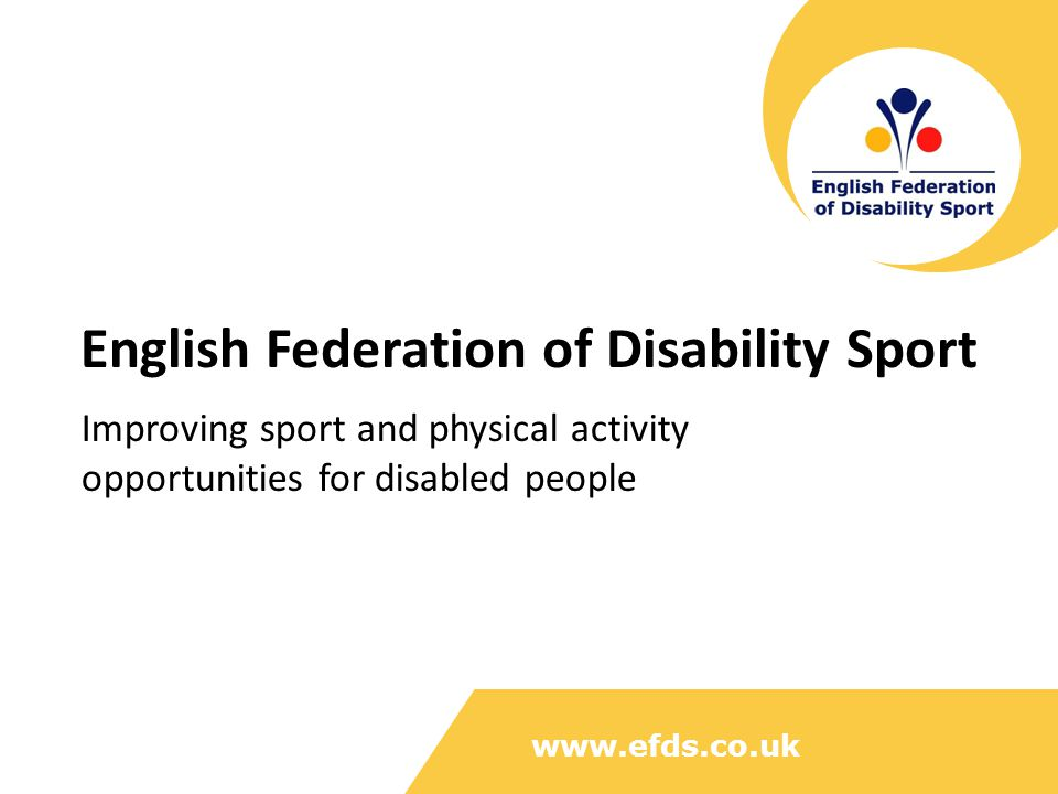 Creating a sporting habit for life Further support Telephone: 08458 508 508 –8am-9pm Monday –8am-6pm Tuesday to Thursday –8am-5pm on Fridays Email: funding@sportengland.orgunding@sportengland.org Prospects and FAQ documents online at www.sportengland.org/inclusivesport www.sportengland.org/inclusivesport 30