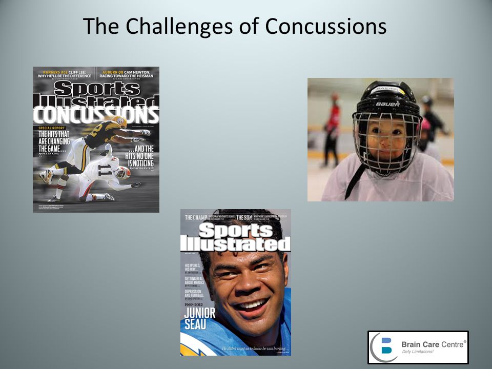 The Challenges of Concussions
