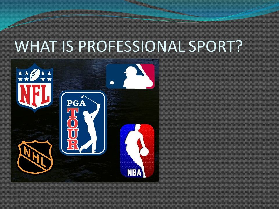 Is professional sport a sport or is it Entertainment.