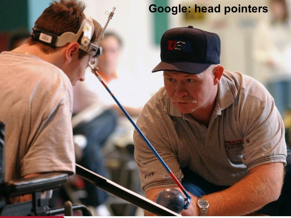 Google: head pointers