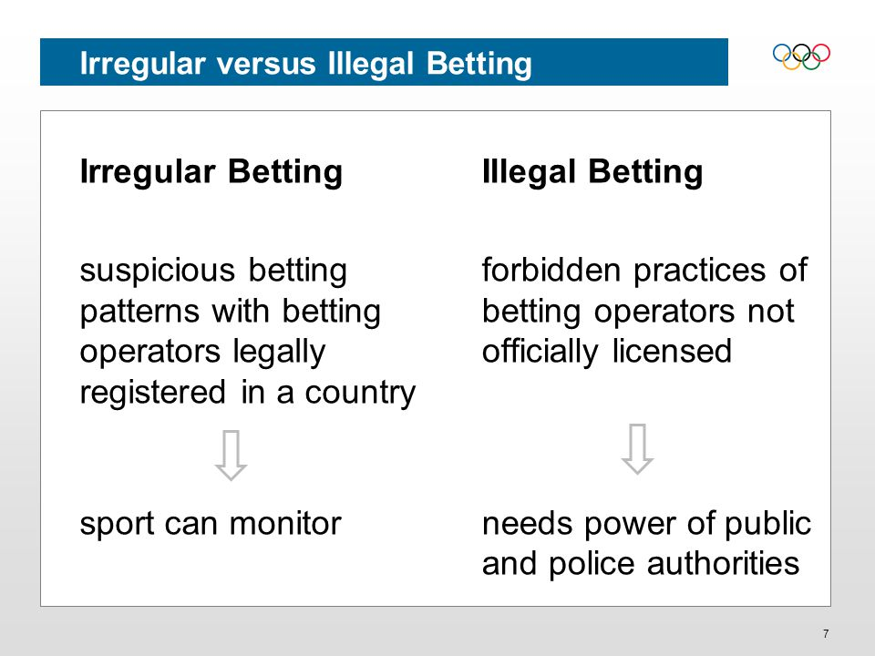 RULES AND DISCIPLINE New Code of Conduct for Governing Bodies (Replacing the 2006 10-point plan -Rules on Betting -Inside information -Commitment to enforcement -Sanctions -Information sharing and cooperation Create a Sport Betting Group monitor Progress