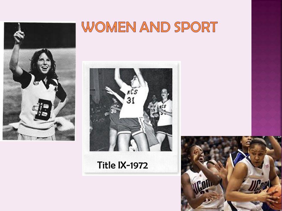 Title IX-1972
