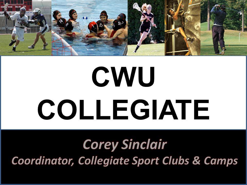 CWU COLLEGIATE SPORT CLUBS