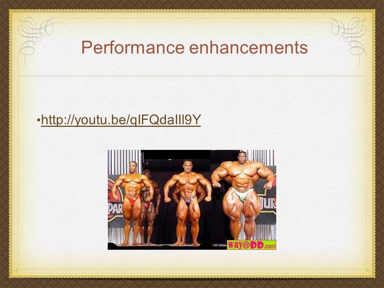 Performance enhancements http://youtu.be/qIFQdaIIl9Y