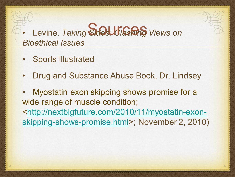 Sources Levine.
