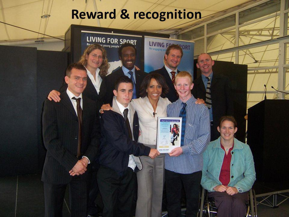 Reward & recognition