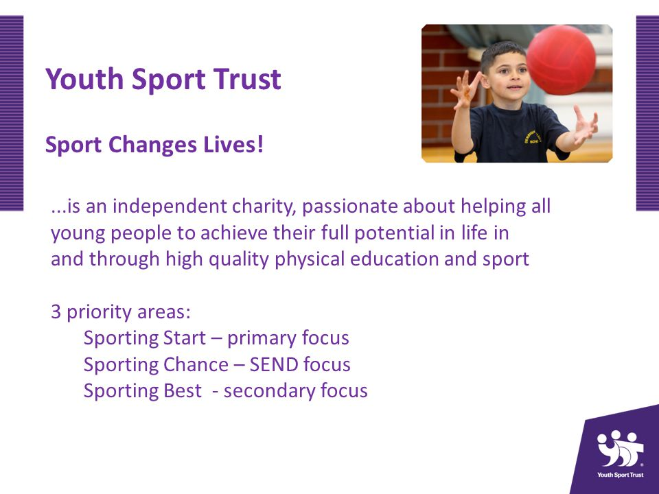 Subject Leadership - Part of YST Primary Membership CPD package - Modules cover - 2 year - Accredited - First year – 3 contacts – 2 workshops, 1 online /YST Feb conference - Topics covered - Leadership and Management, Teaching, Curriculum Development, Young People Achievement, School Sport and Healthy Lifestyles, Whole School