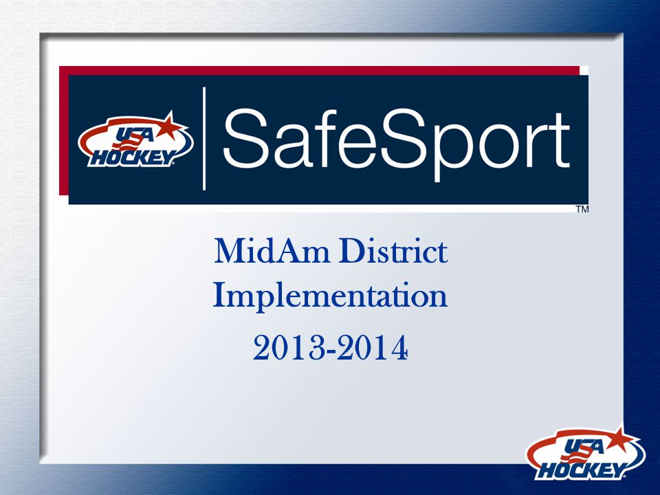 MidAm District Implementation 2013-2014
