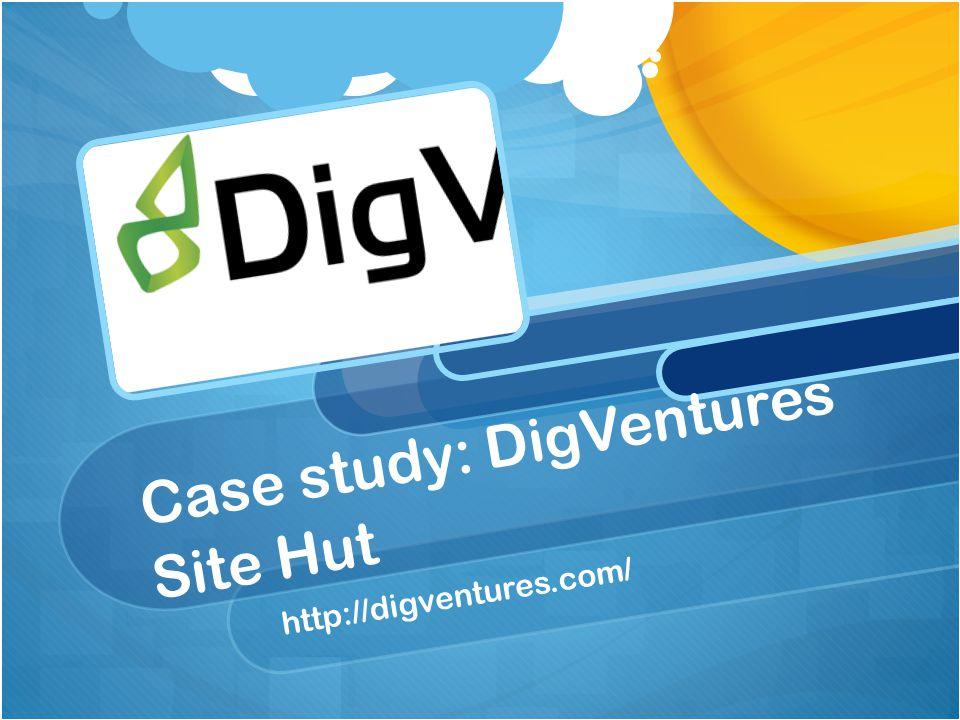 Case study: DigVentures Site Hut http://digventures.com/