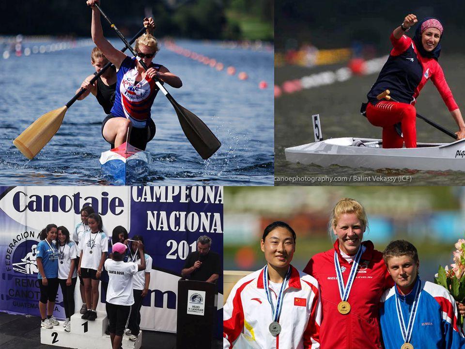2011 Sprint World Championships Official Events Para-canoe/kayak & Womens Canoe