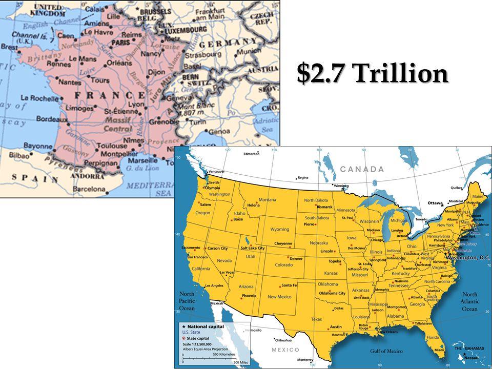 $2.7 Trillion