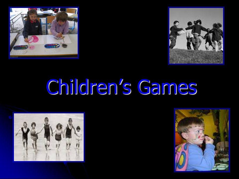 Childrens Games Childrens Games