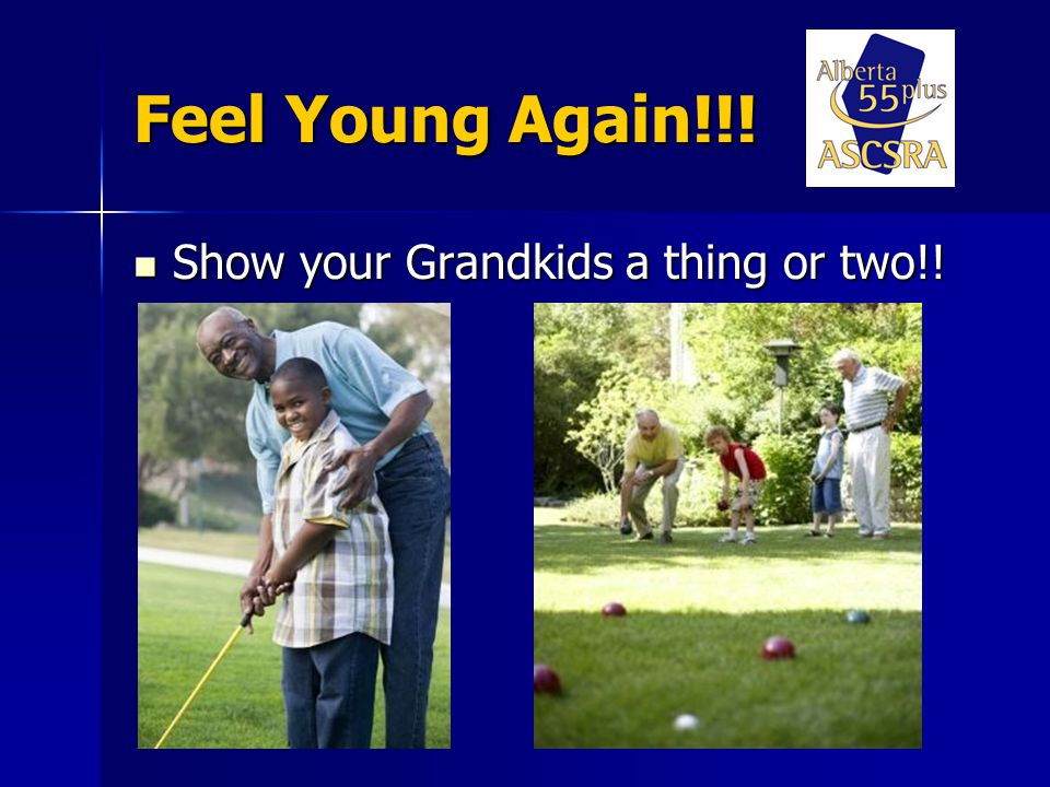 Show your Grandkids a thing or two!! Show your Grandkids a thing or two!!