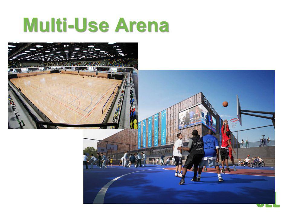 Multi-Use Arena