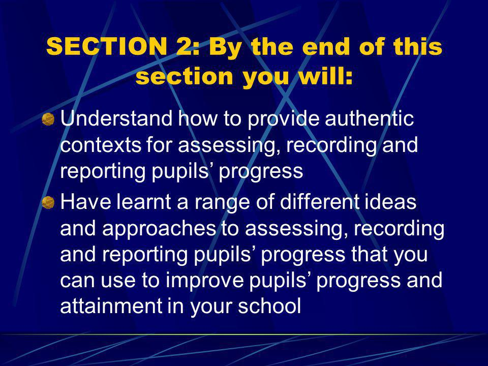 Task 4: Identifying objectives to improve pupils progress and attainment in PE Note down at least 3 key objectives (that are pupil focused) e.g. We wa