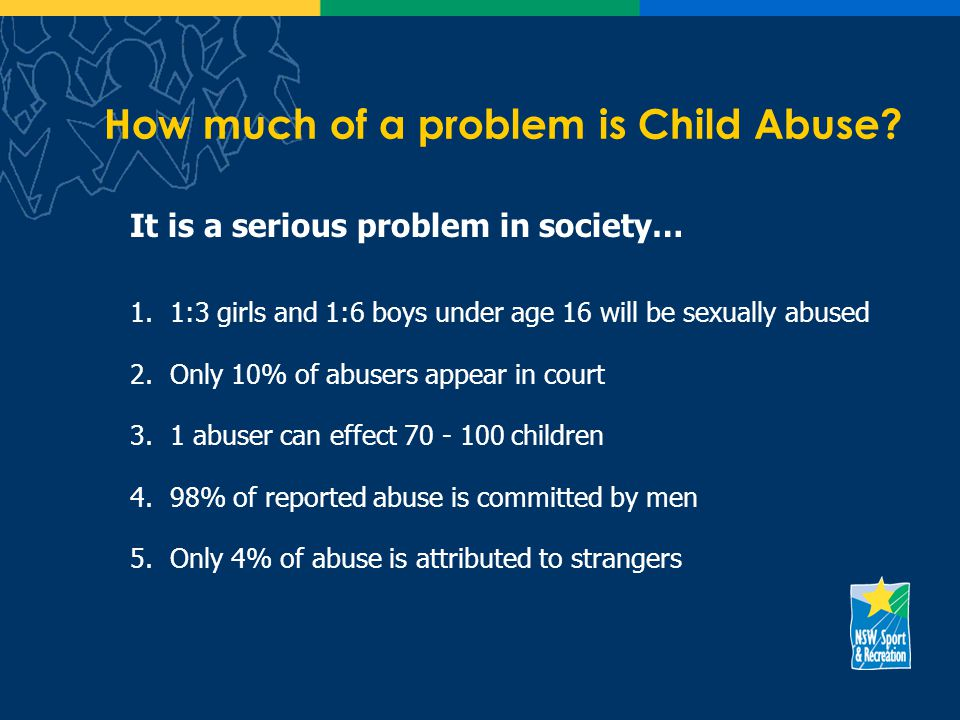 How much of a problem is Child Abuse.