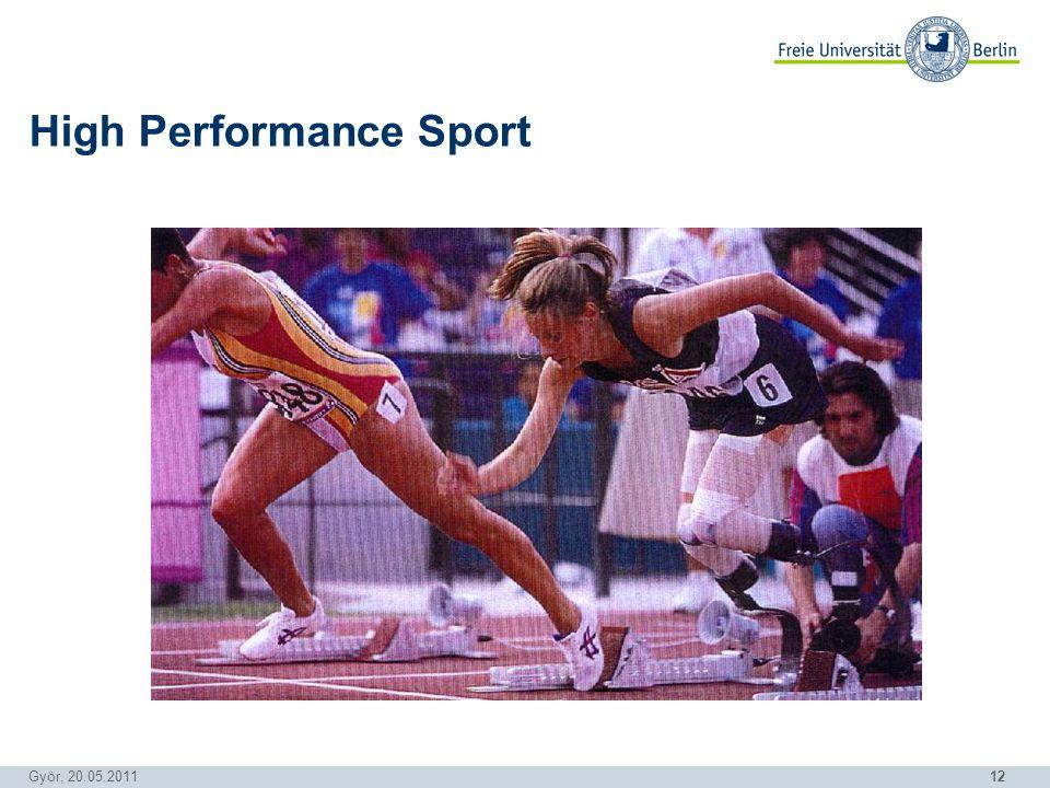 12 Györ, 20.05.2011 High Performance Sport