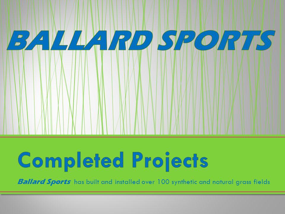 Boca Raton High School Boca Raton, Florida Ballard Sports constructed a synthetic turf football/soccer field for Palm Beach County Schools with Balfour Beatty.