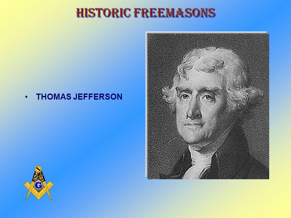 Historic Freemasons GEORGE WASHINGTON