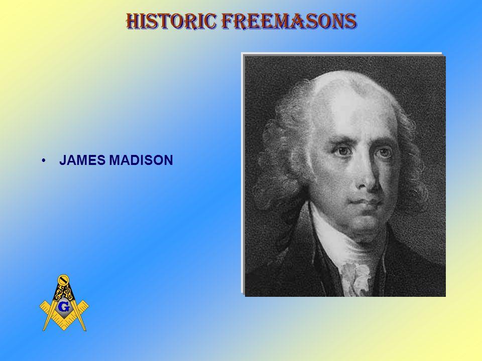 Historic Freemasons ANDREW JACKSON