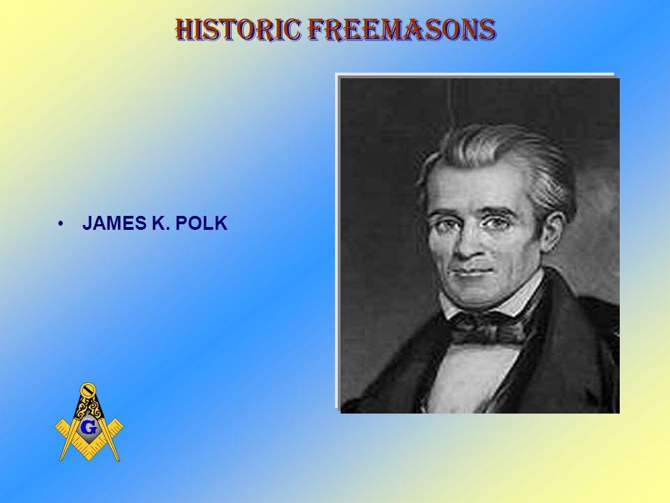 Historic Freemasons JAMES MADISON