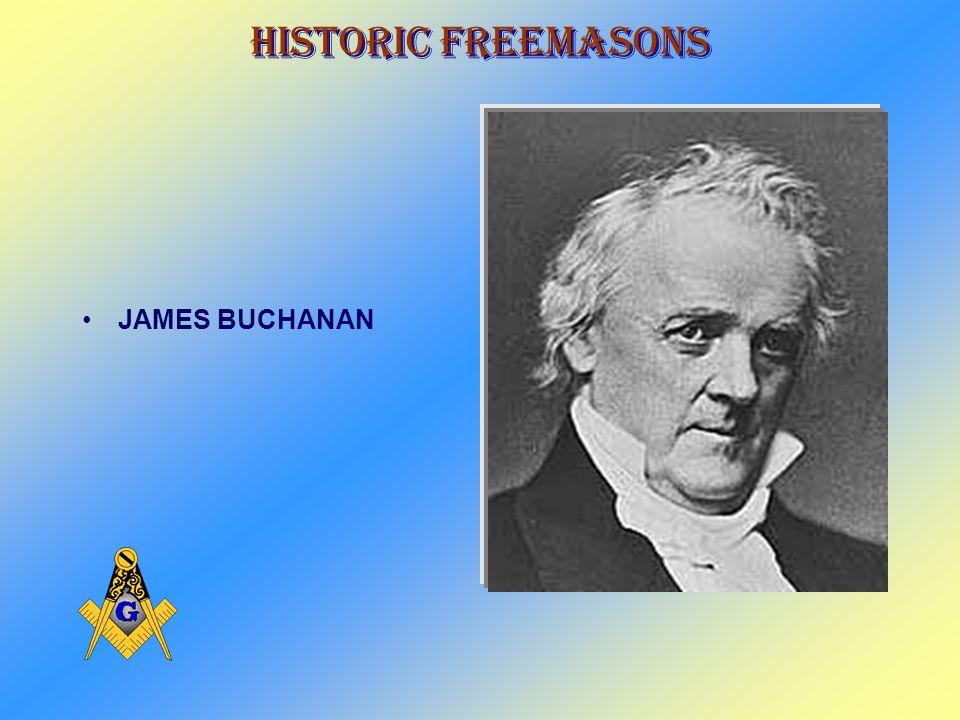 Historic Freemasons JAMES K. POLK