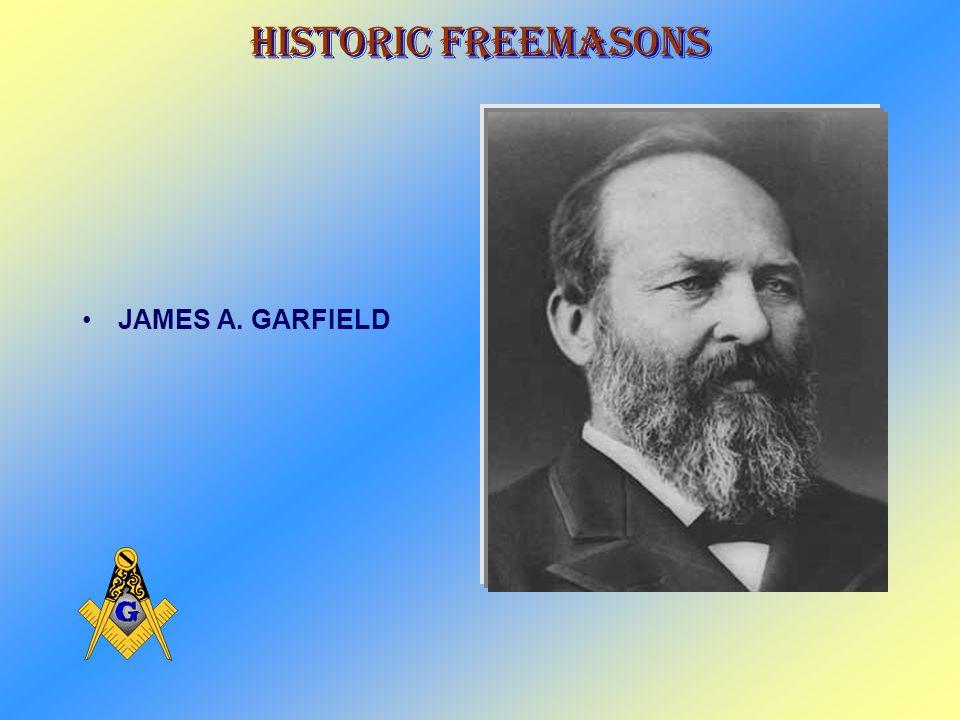 Historic Freemasons ANDREW JOHNSON