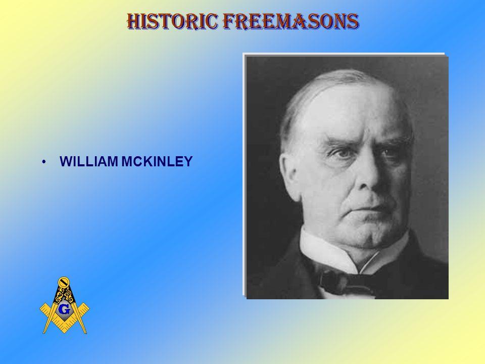 Historic Freemasons JAMES A. GARFIELD