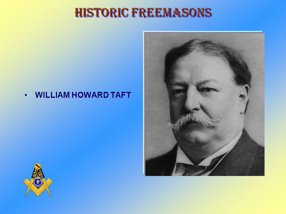 Historic Freemasons THEODORE ROOSEVELT