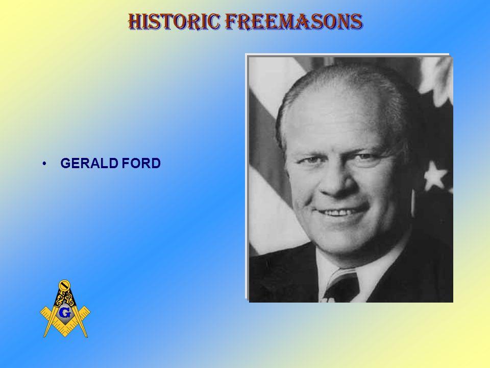 Historic Freemasons HARRY S. TRUMAN