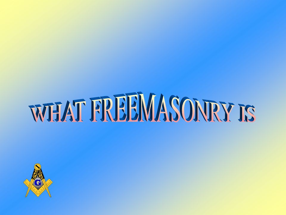 What Freemasonry Is Not FREEMASONRY IS NOT A SECRET SOCIETY –The secrets of Freemasonry are concerned with its traditional modes of recognition.