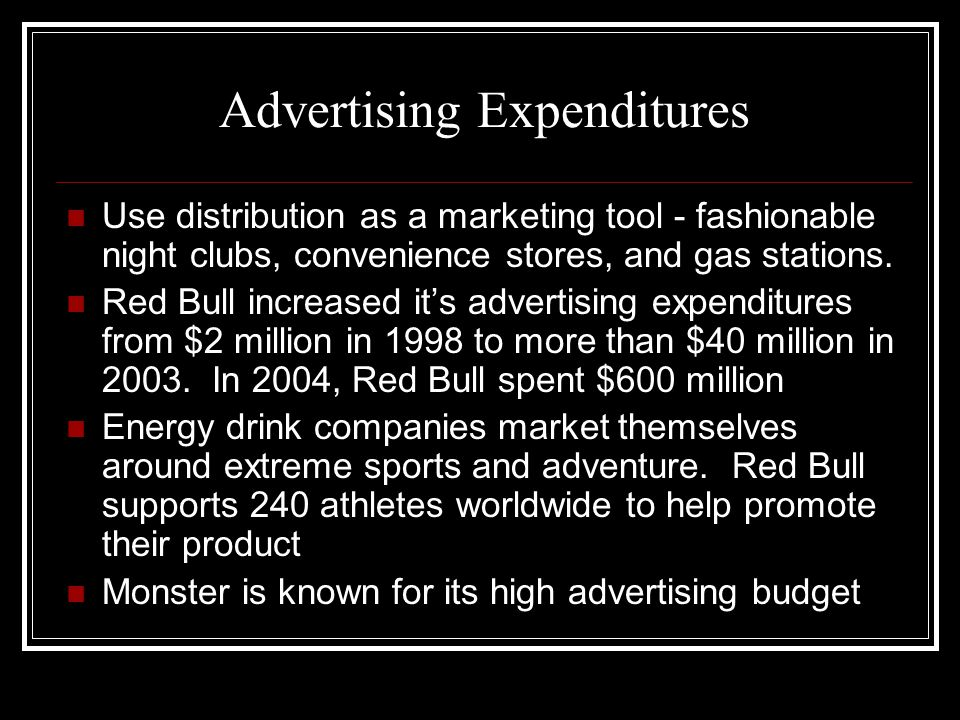 Resources and Links A Drink for Today: History of the Energy Craze http://energydrinks.factexpert.com/889-energy-drink-history.php Vemma Verve http://vemma-verve.com/ Marketing Profs Knowledge Exchange : Energy Drink Markets http://www.marketingprofs.com/ea/qst_question.asp?qstID=12178 Sports Energy Drink-Makers http://www.bevindustry.com/content.php?s=BI/2004/09&p=9 Energy Fiend : America s Most Caffeinated Cities http://www.energyfiend.com/category/news/