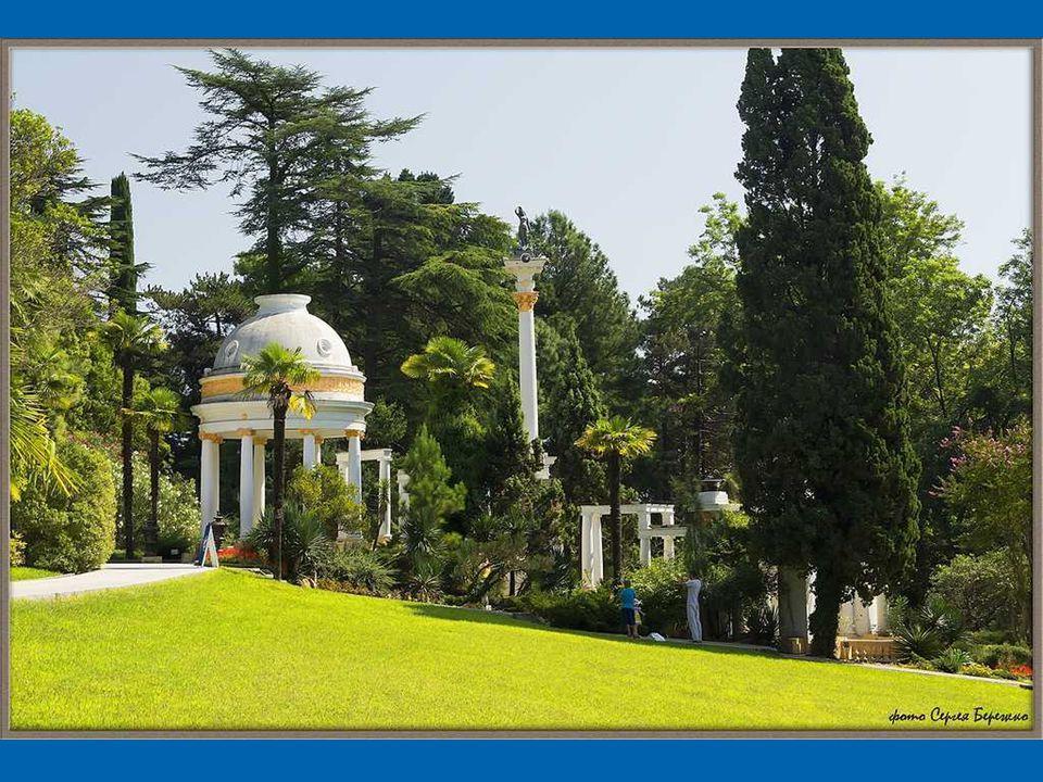 Arboretum w Soczi