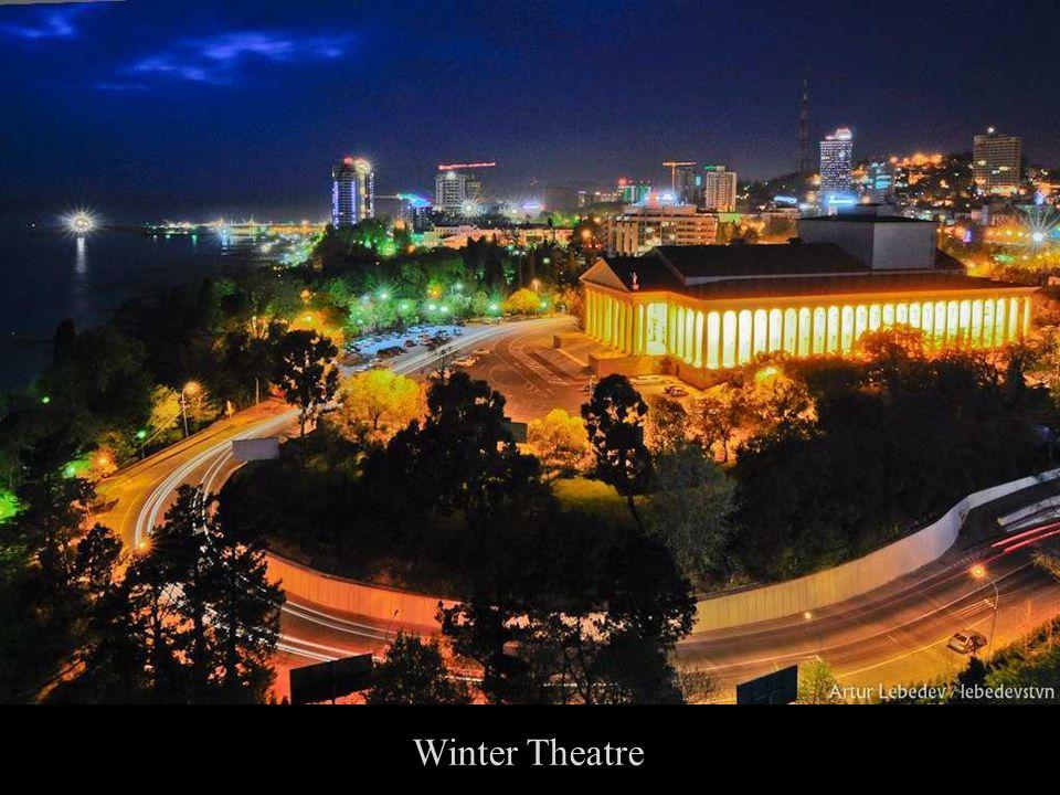 S ummer Theatre of Sochi
