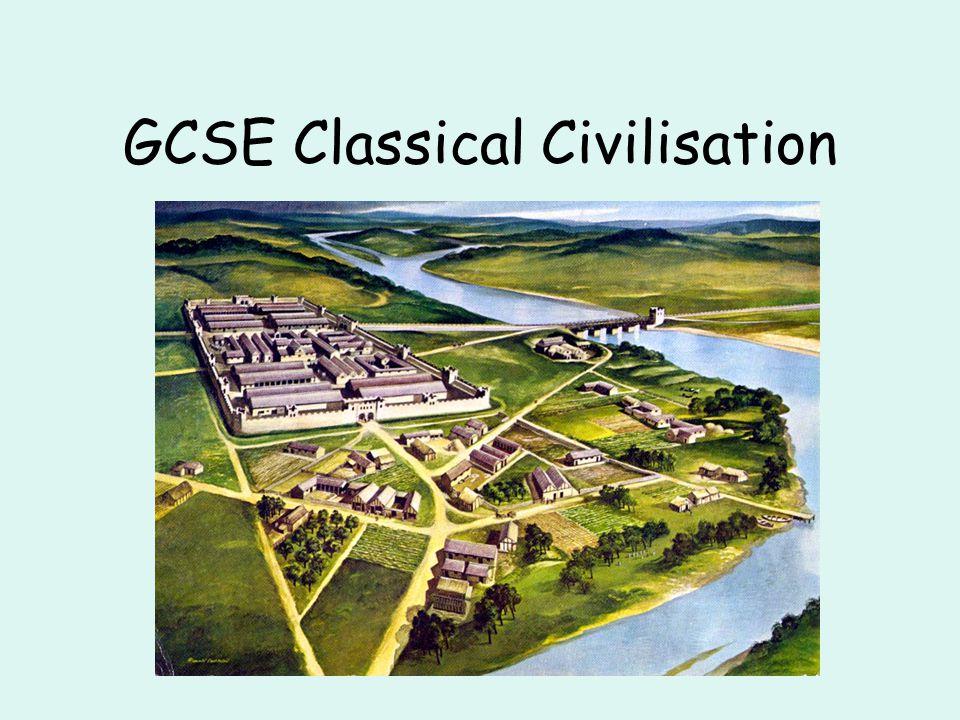GCSE Classical Civilisation