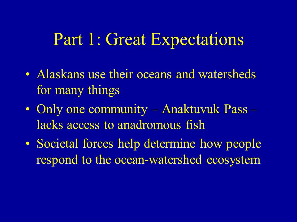 Myth 4: Alaska is different and lessons from elsewhere do not apply Alaska is remote, sparsely populated But other northern regions are, too –Nunavut, Greenland are much less populated Ecosystems do not reflect the idiosyncrasies of their human neighbors Ecosystems may not notice who the user is