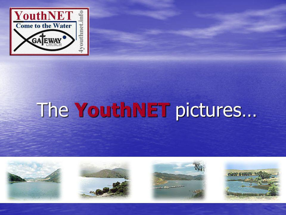 The YouthNET pictures…